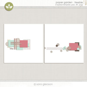 Paper Garden {free download}