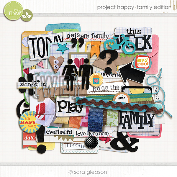Project Happy {family edition}